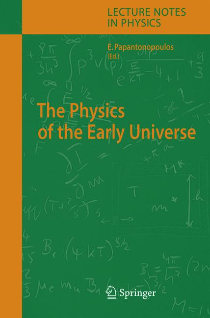 Cover of 'The Physics of the Early Universe'