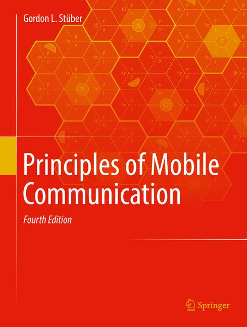 Cover of 'Principles of Mobile Communication'