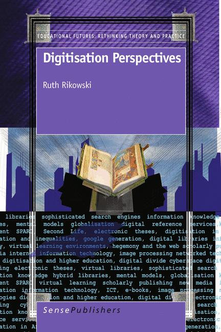 Cover of 'Digitisation Perspectives'