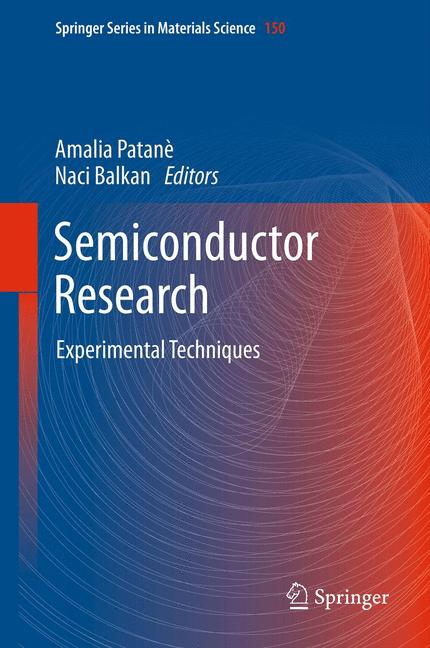 Cover of 'Semiconductor Research'