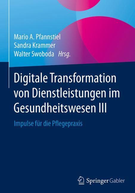 Cover of 'Digitale Transformation von Dienstleistungen im Gesundheitswesen III'