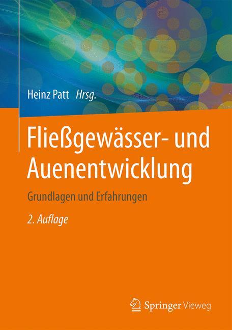 Cover of 'Fließgewässer- und Auenentwicklung'
