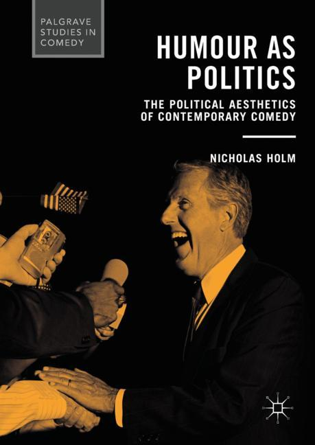 Cover of 'Humour as Politics'