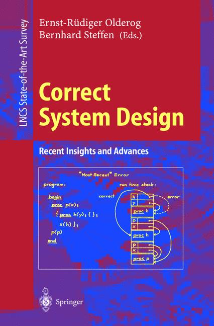 Cover of 'Correct System Design'