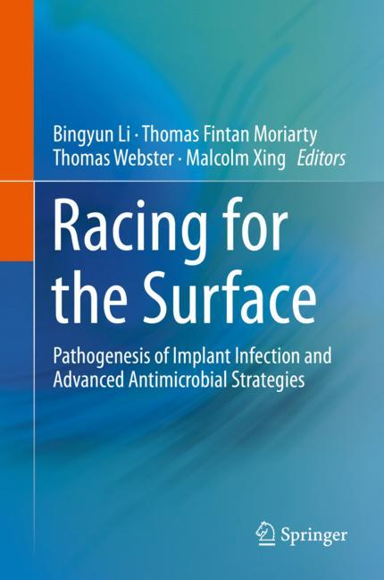 Cover of 'Racing for the Surface'
