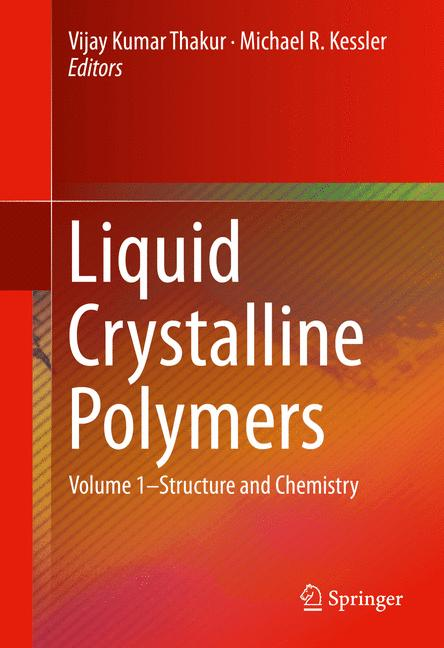 Cover of 'Liquid Crystalline Polymers'