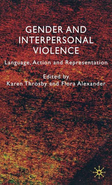 Cover of 'Gender and interpersonal violence'