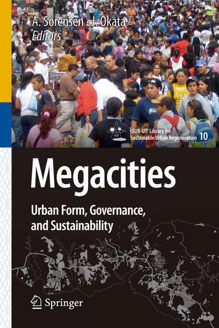 Cover of 'Megacities'