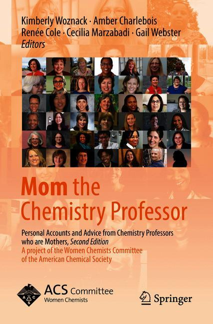 Cover of 'Mom the Chemistry Professor'