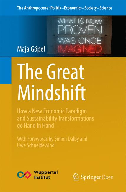 Cover of 'The Great Mindshift'