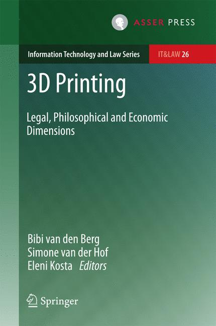 Cover of '3D Printing'