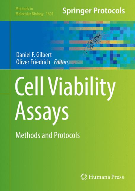 Cover of 'Cell Viability Assays'