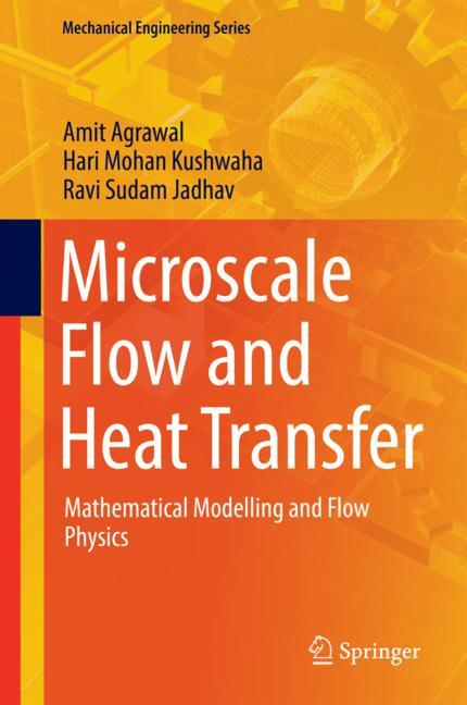 Cover of 'Microscale Flow and Heat Transfer'