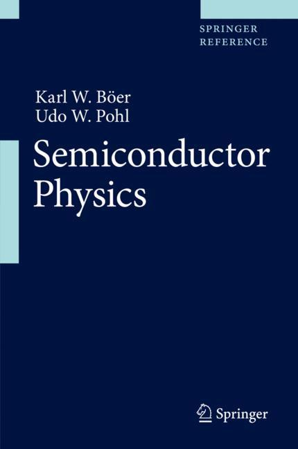 Cover of 'Semiconductor Physics'