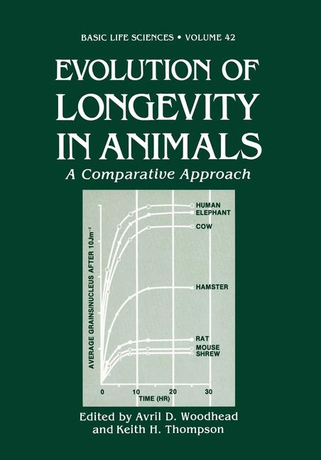 Cover of 'Evolution of Longevity in Animals'