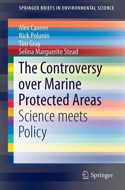 Cover of 'The Controversy over Marine Protected Areas'
