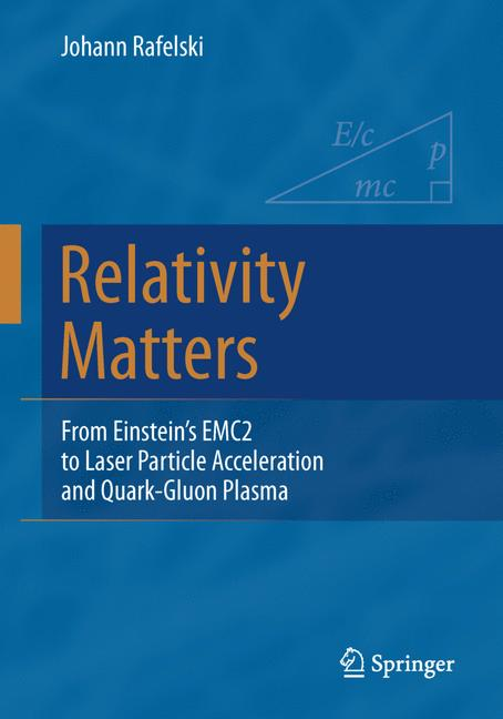 Cover of 'Relativity Matters'