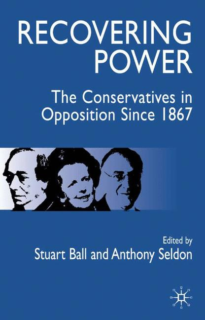 Cover of 'Recovering Power'
