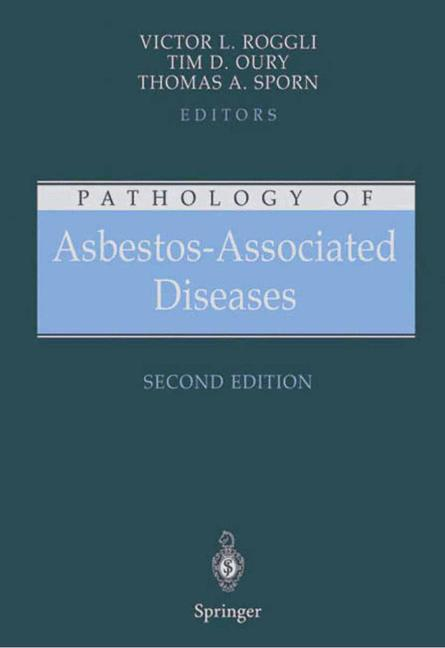 Cover of 'Pathology of Asbestos-Associated Diseases'