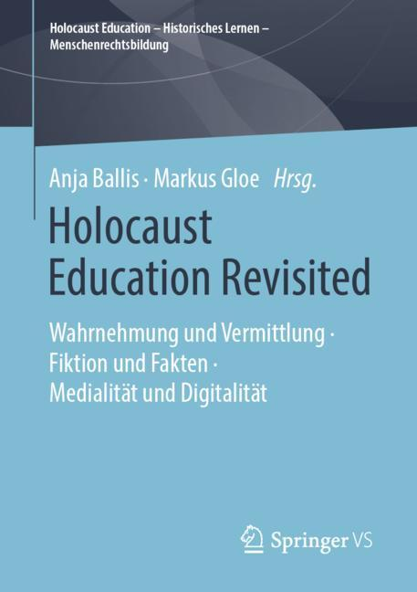 Cover of 'Holocaust Education Revisited'
