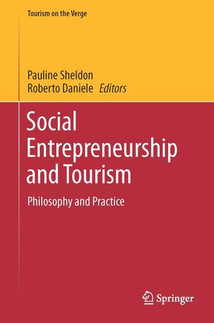 Cover of 'Social Entrepreneurship and Tourism'