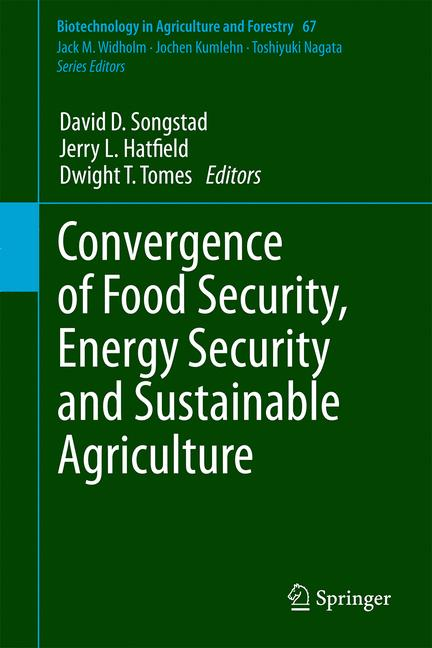 Cover of 'Convergence of Food Security, Energy Security and Sustainable Agriculture'
