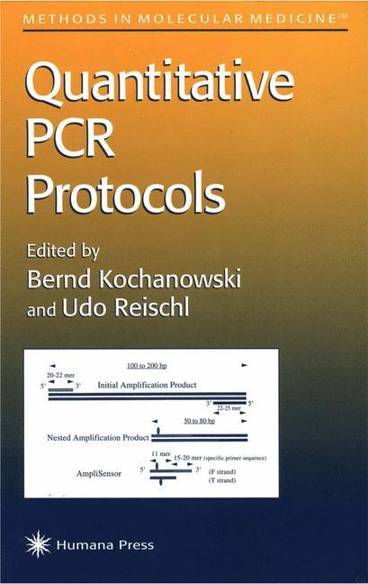 Cover of 'Quantitative PCR Protocols'