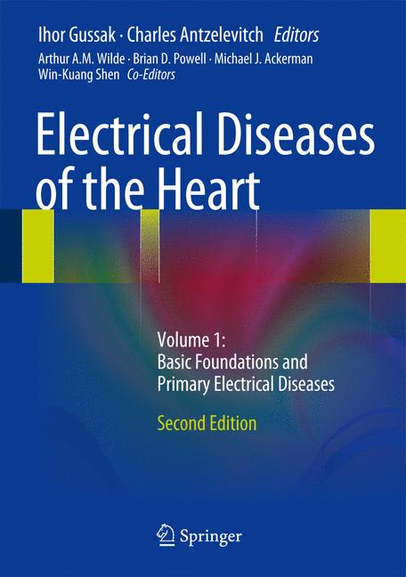 Cover of 'Electrical Diseases of the Heart'