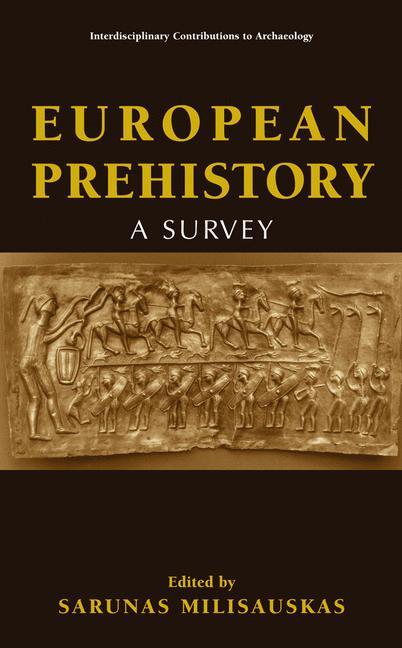 Cover of 'European Prehistory'