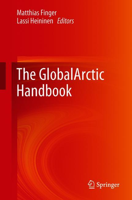 Cover of 'The GlobalArctic Handbook'