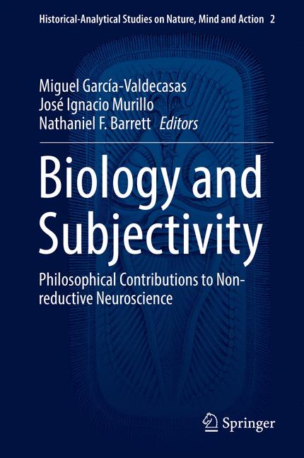 Cover of 'Biology and Subjectivity'