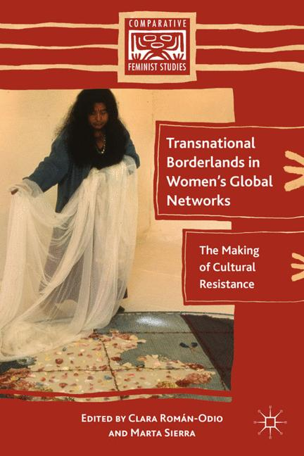 Cover of 'Transnational Borderlands in Women's Global Networks'