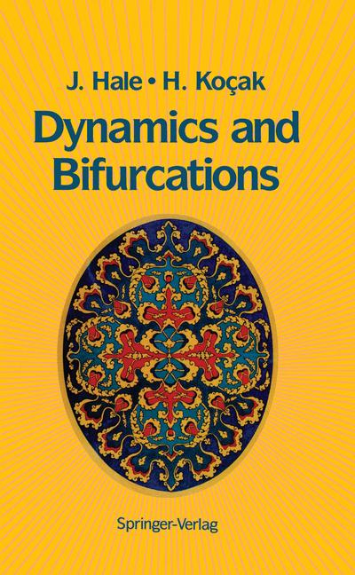 Cover of 'Dynamics and Bifurcations'