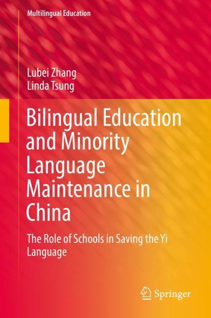 Cover of 'Bilingual Education and Minority Language Maintenance in China'