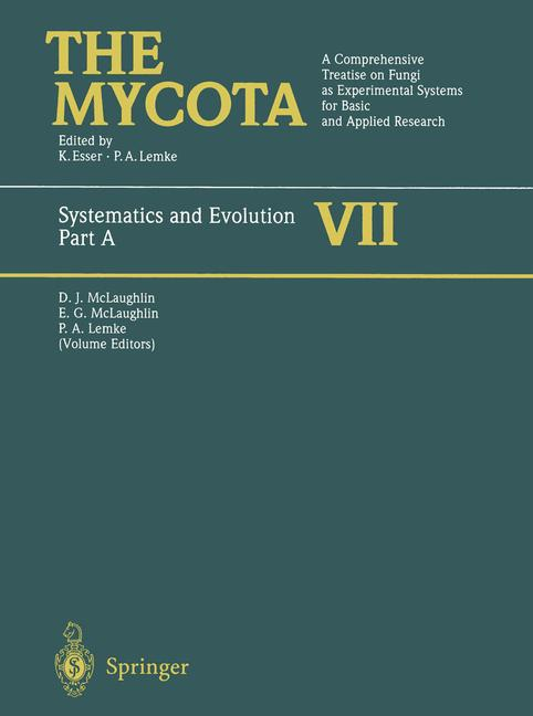 Cover of 'Systematics and Evolution'