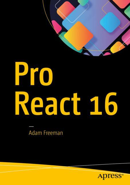 Cover of 'Pro React 16'