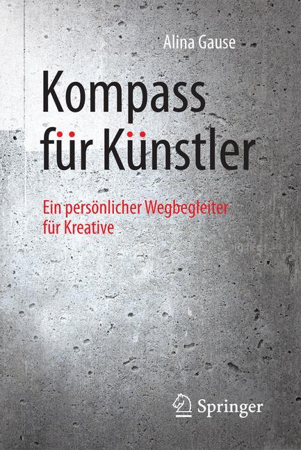 Cover of 'Kompass für Künstler'