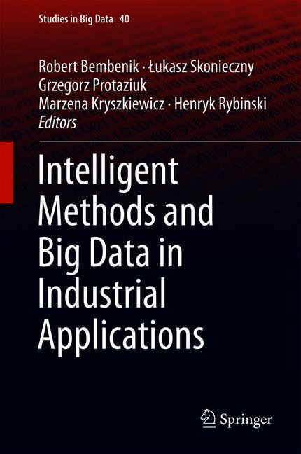 Cover of 'Intelligent Methods and Big Data in Industrial Applications'