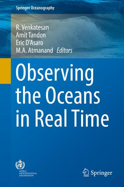 Cover of 'Observing the Oceans in Real Time'