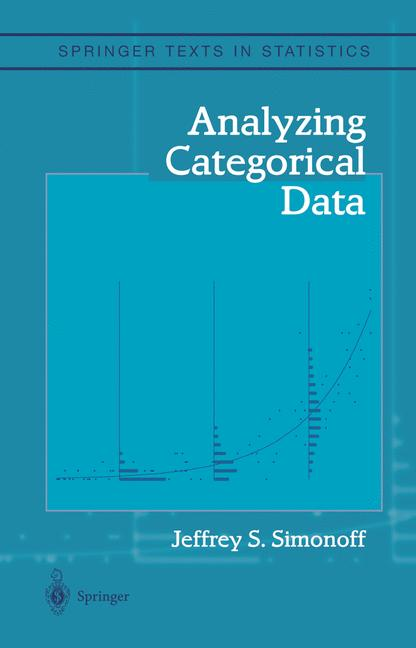 Cover of 'Analyzing Categorical Data'