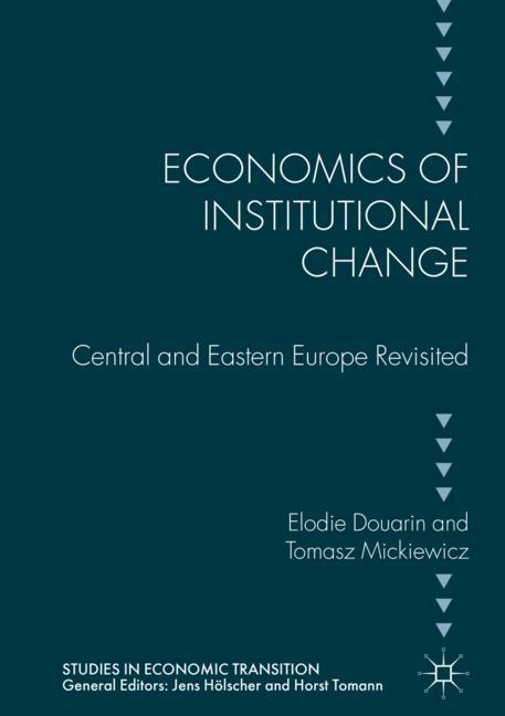 Cover of 'Economics of Institutional Change'