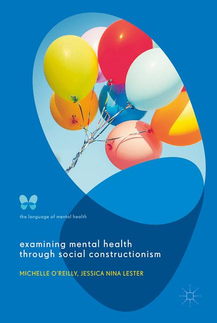 Cover of 'Examining Mental Health through Social Constructionism'