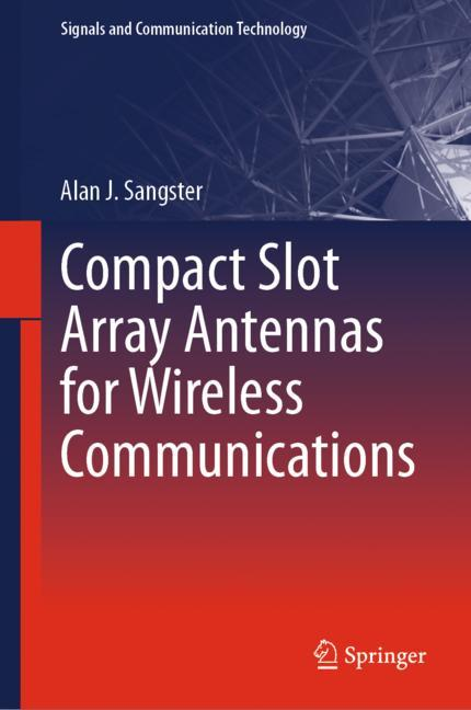 Cover of 'Compact Slot Array Antennas for Wireless Communications'