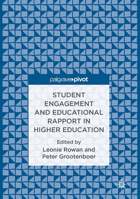 Cover of 'Student Engagement and Educational Rapport in Higher Education'
