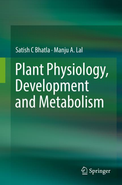 Cover of 'Plant Physiology, Development and Metabolism'