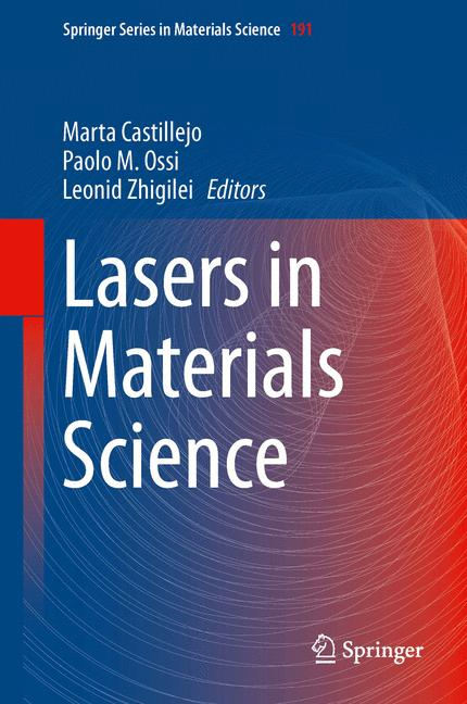 Cover of 'Lasers in Materials Science'