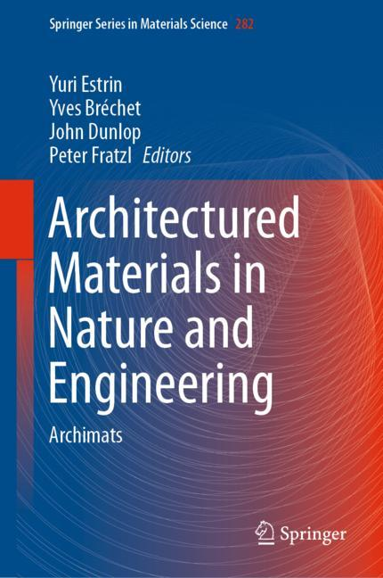 Cover of 'Architectured Materials in Nature and Engineering'