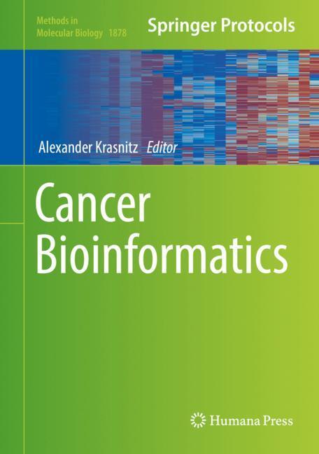 Cover of 'Cancer Bioinformatics'