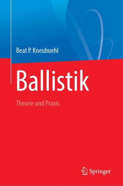 Cover of 'Ballistik'