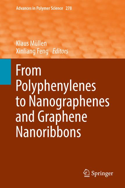 Cover of 'From Polyphenylenes to Nanographenes and Graphene Nanoribbons'